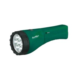 Torcia a Led Ricaricabile Verde ALCAPOWER